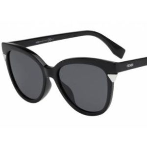 Fendi FF 0125-S Cat Eye Sunglasses